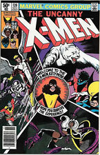 The Uncanny X-Men Comic Book #139, Marvel Comics 1980 NEAR MINT