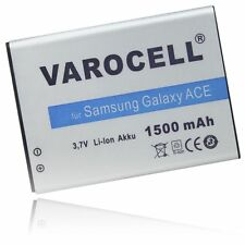 Varocell Akku Samsung Galaxy Ace Gio EB494358VU GT-S5830 GT-S5660 Battery