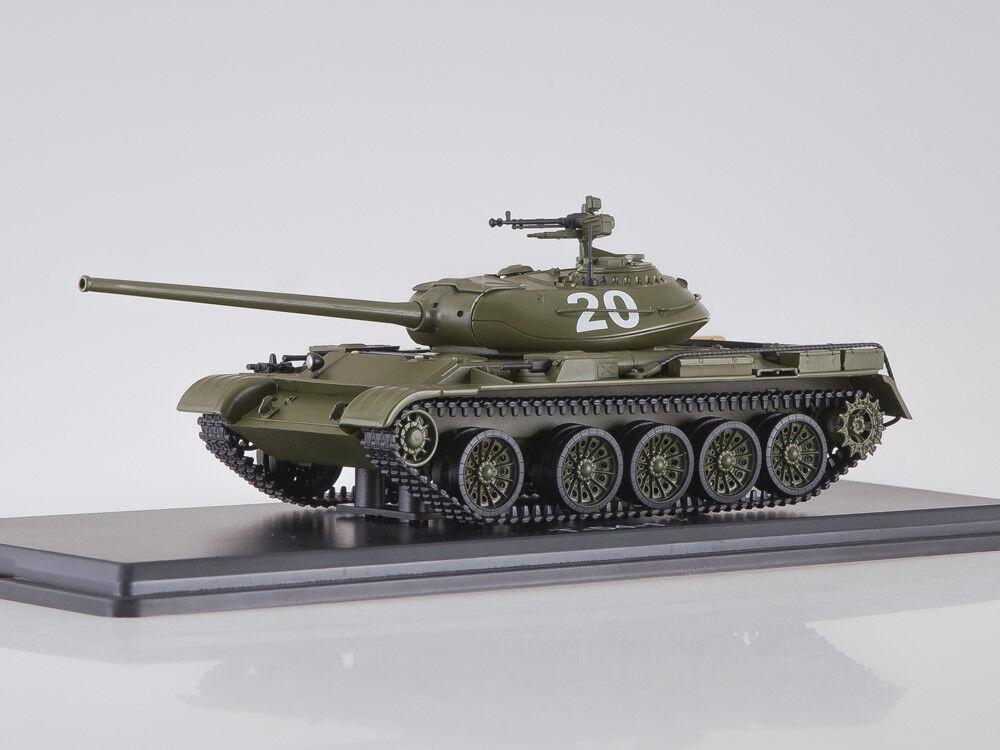 promociones emocionantes 1 43 43 43 tanque SSM t 54 1 1949 Soviet Army Russian Soviet USSR SSM 3021  Esperando por ti