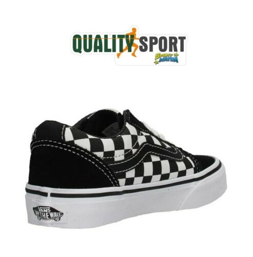 Ward Vans Nero VN0A38J9PVJ1 Sneakers Sportive Bambino Scarpe ...