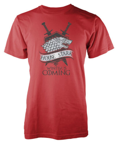 House Stark Game of Thrones crest kids t shirt