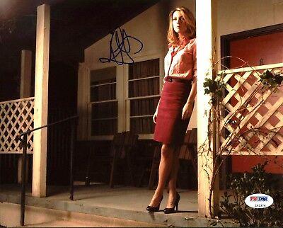 Autographs-original Natalie Zea The Following Authentic Signed 8x10 Photo Psa/dna #z92374 Low Price