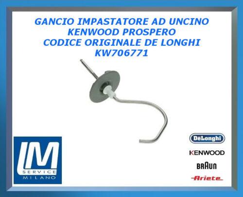 GANCIO IMPASTATORE AD UNCINO KENWOOD PROSPERO KW706771 ORIGINALE