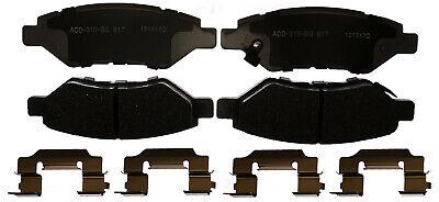 ACDelco 14D1322M Advantage Front Disc Brake Pad Set