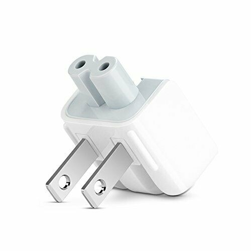Apple Duck-Head Wall Plug Charger Adapter Ipad MAC Macbook Pro Air WS-069E-1