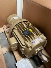 New Listingnew Baldor 20hp Electric Brake Motor Cat Ebm2334t