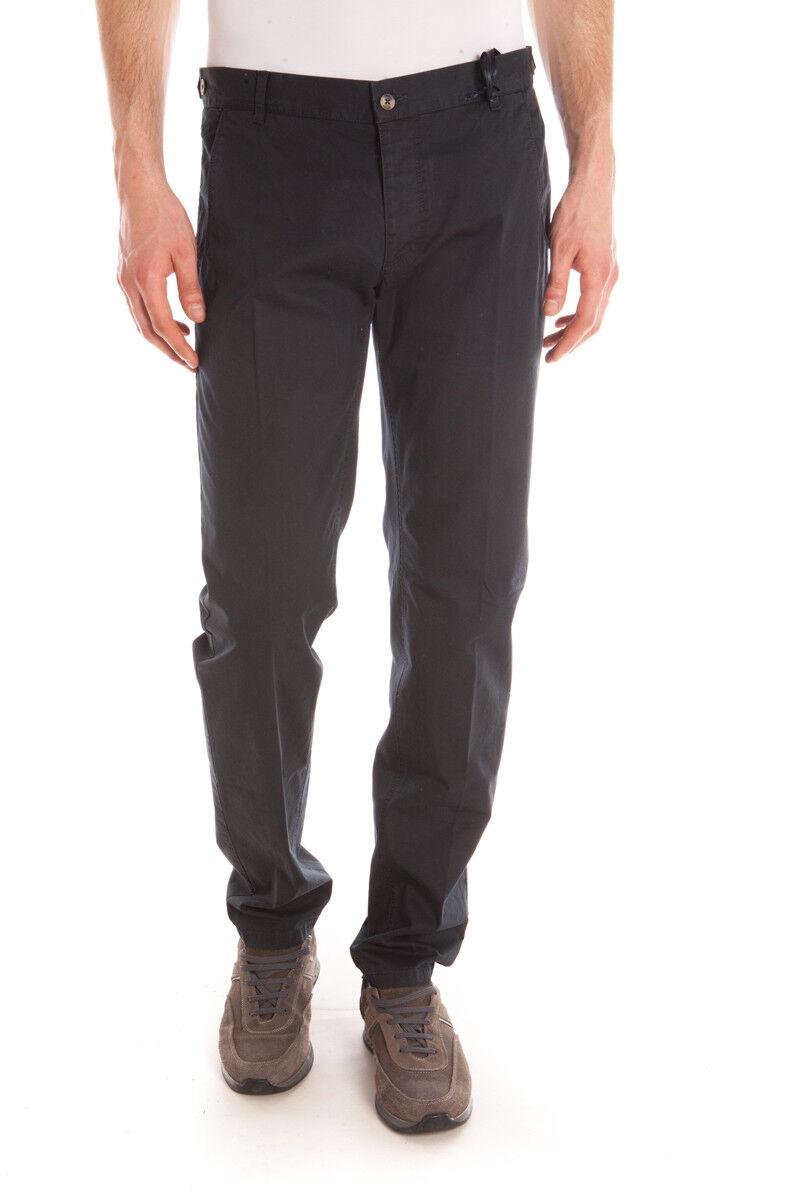 Pantaloni Daniele Alessandrini Jeans Trouser men blue P2308N4253101 23