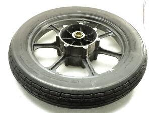 Kawasaki-KZ1000-KZ-1000-Police-5313-Aluminum-Front-Wheel-amp-Tire