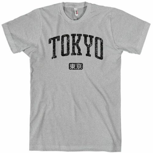 NEW XS-4XL TOKYO T-shirt Japan Nippon Nihon Shinjuku Shibuya Kanto