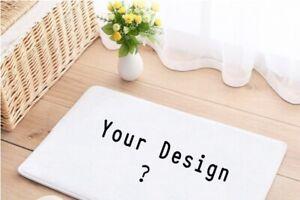 Custom-Design-Carpet-Mat-Floor-Door-Home-House-Natural-Cotton
