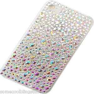 NEW-3D-BLING-DELUX-DIAMANTE-STYLISH-CLEAR-MOBILE-PHONE-CASE-COVER-FOR-HTC-MODELS