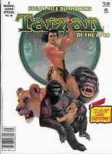 MARVEL COMICS SUPER SPECIAL # 29: Tarzan of the convincerci (USA, 1983)
