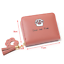 Women-039-s-Short-Small-Wallet-Lady-Leather-zipper-Coin-Card-Holder-Money-Purse thumbnail 7
