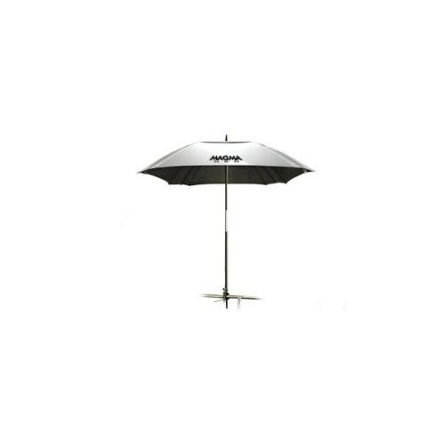 "1-1//8/"" or 1-1//4/"" Oversized rails Magma Reflective Silver Cockpit Umbrella"