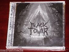 Black Tower: The Secret Fire CD 2015 Unspeakable Axe Records UAR015 NEW