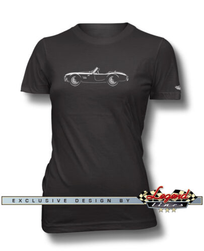 Multiple Colors and Sizes 1964 AC Shelby Cobra 289 FIA T-Shirt for Women