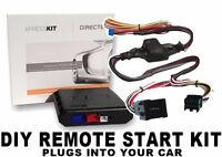 Plug In Remote Car Starter For 2008 - 2016 Chrysler Town And Country Dei Viper