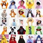 Kid/Child Animal Pajamas Kigurumi Unisex Cosplay Costume Onesie Xmas Sleeptwear