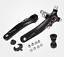 Mountain-Bike-Crankset-170mm-BCD104-Crank-Arms-amp-Bottom-Bracket-amp-Chain-ring-Black thumbnail 1