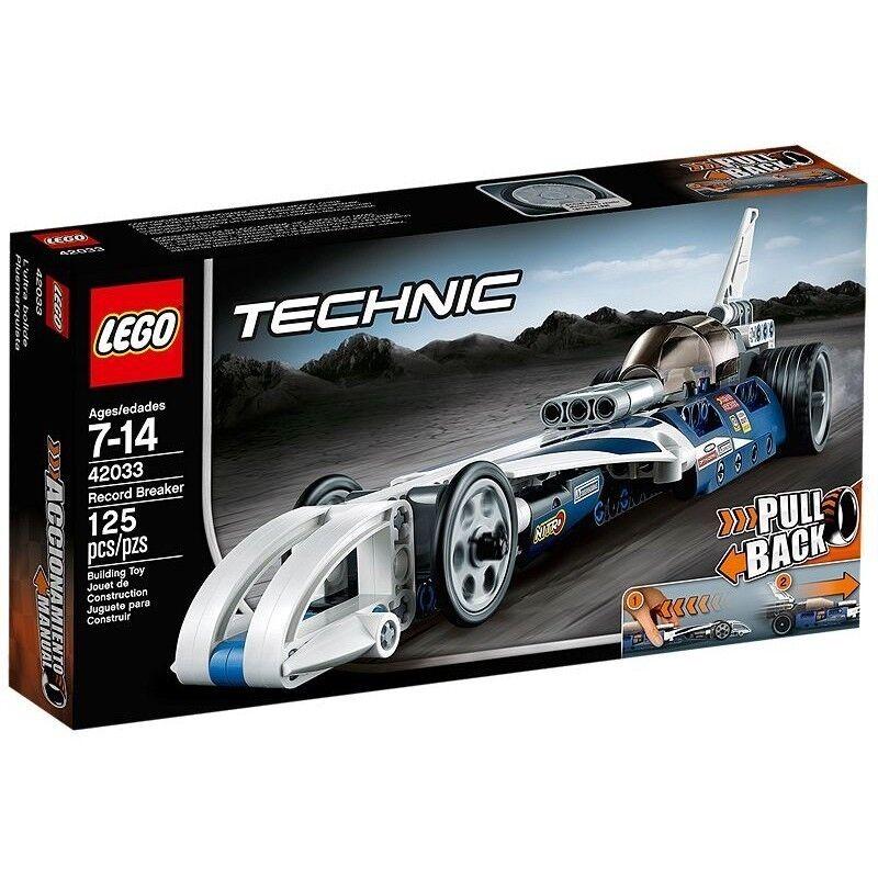 Lego 42033 - Plusmarquista - NUEVO