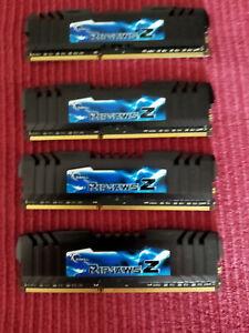 DDR3 16go 4x4go g.skill ripjaws z