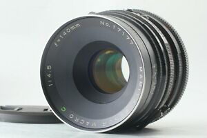 AS-IS Mamiya Sekor Macro 140mm f/4.5 per C RB67 Pro S dal Giappone #271 SD