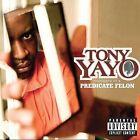Thoughts of a Predicate Felon [PA] by Tony Yayo (Vinyl, Jun-2005, Interscope (USA))
