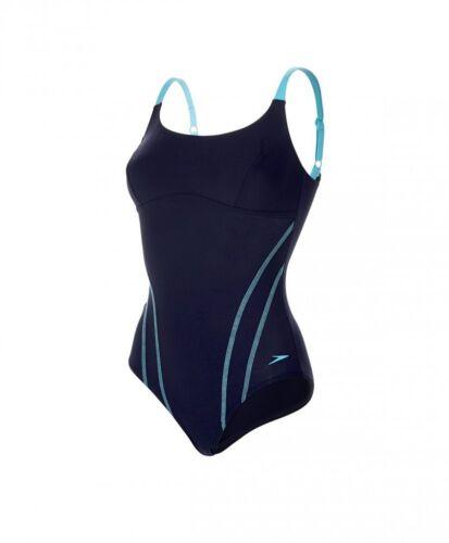 Speedo Damen Speedosculpture Clearglow Badeanzug Schwimmanzug  UVP 65,00€