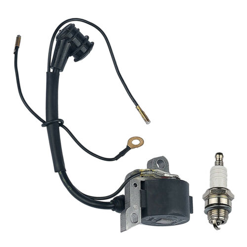 Chainsaw Ignition Coil with Spark Plug for STIHL 024 026 028 029 034 036 038