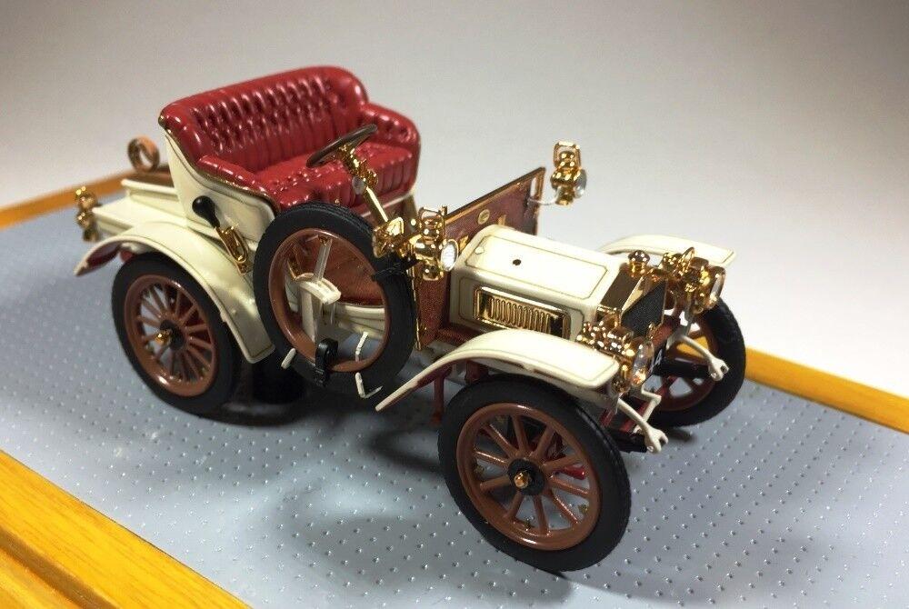 Ilario il101 1 43 Rolls Royce 10hp 1904 sn200154 Original Car