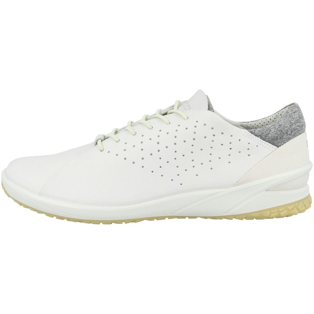 Ecco Ecco Ecco Biom Vie Chaussures Naturel Mouvement Femmes baskets Blanc 880313-01007 7371eb