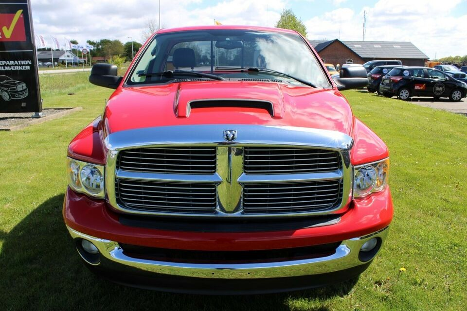 Dodge RAM 1500 5,7 aut. Benzin aut. Automatgear modelår