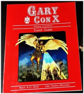 GARY-CON-X-gaming-convention-EVENT-GUIDE-march-2018-lake-geneva-wisconsin
