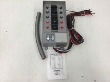 Reliance Loadside Prewired Generator Transfer Switch 51410c 50 Amps