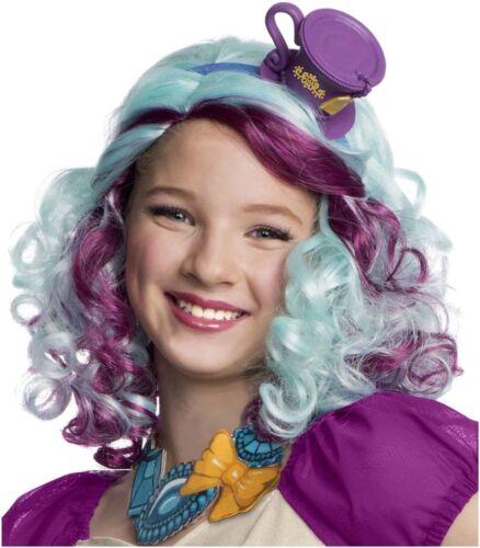 Ever After High Madeline Hatter Child Wig