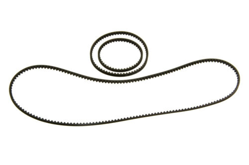 Front Belt 138T /& Rear Belt 186T /& Center belt 519T for Sakura D3 RC Car
