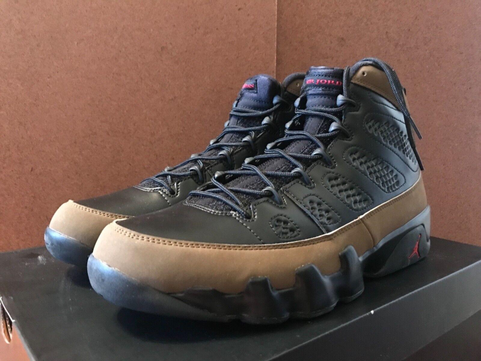 Air Jordan 9 Olive 2012 DS sz11.5
