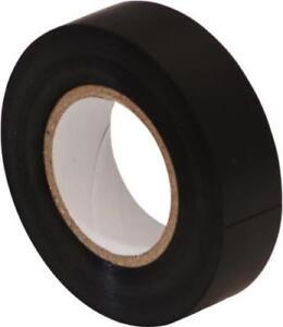 40 x Black PVC Insulation Tape  -19m x 20m Flame Retardant BS 3924 EPT1 x4