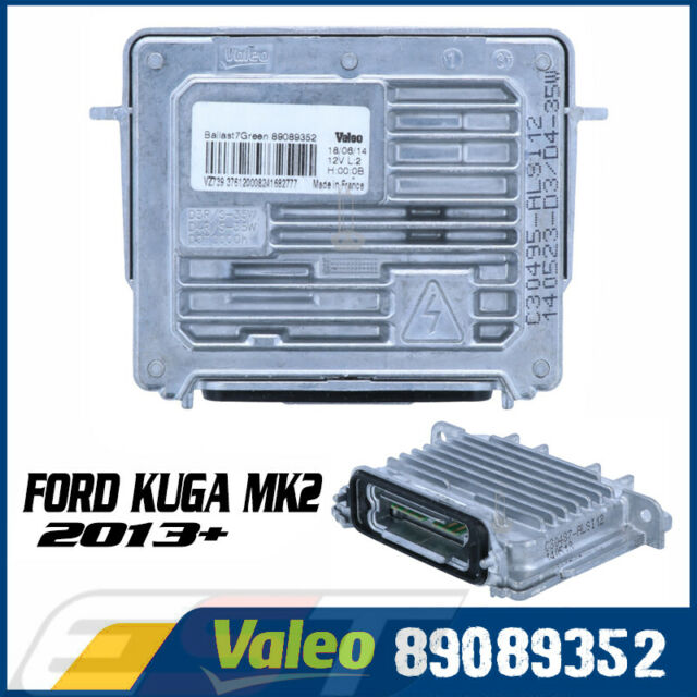 Valeo 89089352 Centralina Faro D3S Bi-Xenon Ballast Per Ford Kuga II MK2 2013+