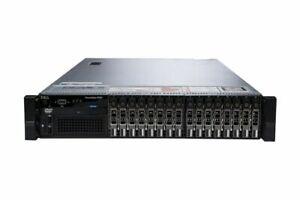 Dell PowerEdge R720 2x Six-Core E5-2640 2.5GHz 32GB Ram 16x 2.4TB 10K HDD Server