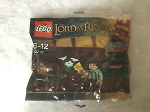 LEGO-30210-The-Lord-of-the-Rings-Frodo-with-cooking-corner-New-in-Polybag