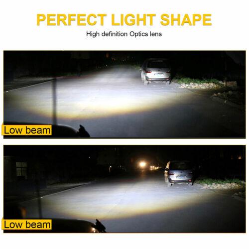 "Pair 105W 7X6/"" 5x7/"" LED Headlights For Chevrolet Cherokee XJ Wrangler YJ"