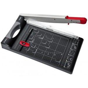 OLYMPIA-Fotoschneider-G-3310-DIN-A4-Hebel-Papierschneider-10-Blatt-330mm