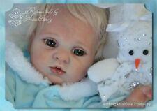 """16.5/"""" Reborn Doll Kit Blinkin Girl"""