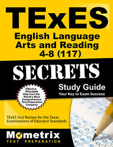 TExES-English-Language-Arts-and-Reading-4-8-117-Secrets-Study-Guide