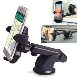 360 ° Universel Voiture Support voiture Voiture Téléphone Portable Navi Auto Camion Voiture Support Pivotante