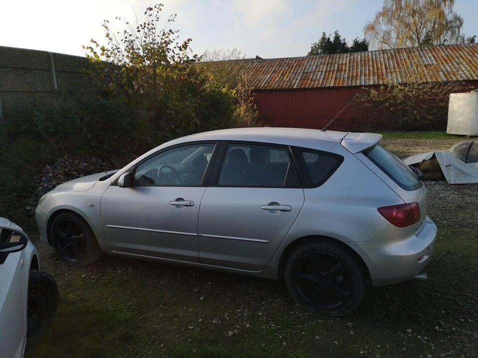 Mazda 3, 1,6 Touring, Benzin