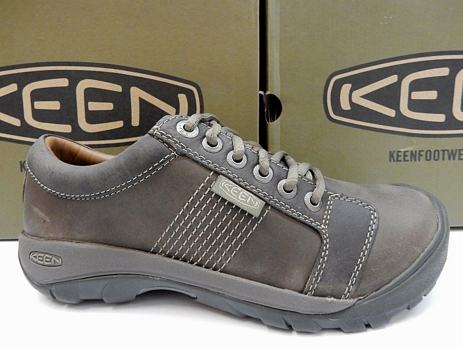 KEEN MENS AUSTIN BRINDLE BUNGEE CORD SIZE 8