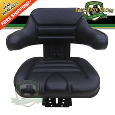Pa 11 New Black Seat For Ford Massey Ferguson Tractors