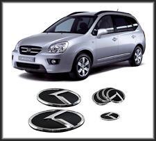 Hood/Trunk/Wheel hub cap/Steering Horn Emblem 7p for KIA New Carens;Rondo 06~12